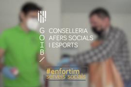 Centro Ocupacional Sa Riera, un espacio que atiende a 50 usuarios con trastorno mental grave