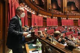 Pere Joan Pons pide «acción urgente» para que «el coste de la transición verde y digital no deje nadie atrás»