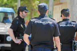 Un hombre es detenido por robar en Palma once días después de salir de la cárcel