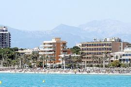 Récord de ocupación hotelera en Mallorca este fin de semana