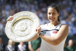Bartoli conquista su primer Wimbledon ante Lisicki
