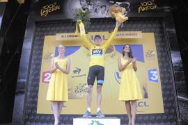 Froome en un golpe de autoridad al ganar la primera etapa pirenaica y el maillot amarillo