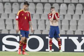 Uruguay acaba con el sueño de España en la prórroga