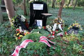 Oleada de críticas en Alemania por enterrar a un neonazi en la tumba de un judío