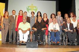 'Solidaris ONCE Balears', el reconocimiento del trabajo en común ante la adversidad