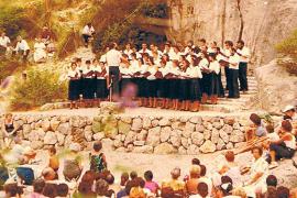 El escenario natural del Torrent de Pareis celebra hoy su cincuenta aniversario