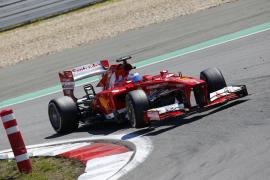 Alonso: «Necesitamos un coche que permita ganar tres ó cuatro carreras seguida»