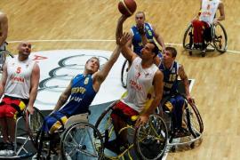 La selección española, con Roberto Mena, consigue la medalla de bronce