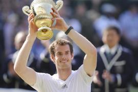 Murray gana ante Djokovic el primer Wimbledon para un británico en 77 años