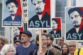 Snowden denuncia que Alemania sabía del programa de espionaje masivo de EEUU