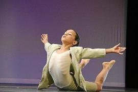 La joven bailarina Martina Miró obtiene una medalla de oro en la Dance World Cup de Brighton