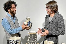 Las «cerámicas pictóricas» del binomio Albert Pinya y Català Roig viajan a Italia