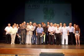 Emotiva gala de los premios 'Tolo Güell a la mallorquinitat'