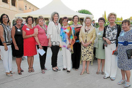 Cena anual junta Asociación del cáncer de s'Arenal