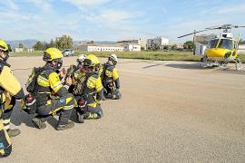 El mayor incendio forestal de 2021 en Baleares tuvo lugar en febrero