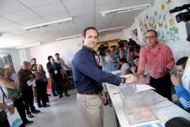 El Supremo no ve ilícito que Bauzá pidiera «un gran aporte de votos» el día de las elecciones