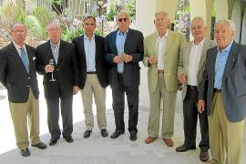 Encuentro de la Acadèmia de la Cuina i el Vi de Mallorca en el Port de Sóller
