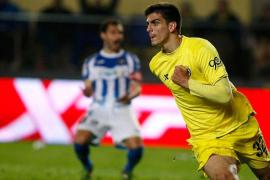 Gerard Moreno jugará en el Mallorca cedido por el Villarreal