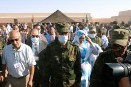 Caso Ghali: el líder del Frente Polisario rechaza dar aclaraciones y se remite a la versión del Gobierno