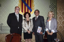 Presentación de 'La Marina Medieval Mallorquina' de Guillem Morro