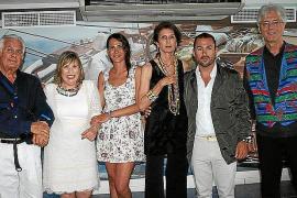 Cóctel benéfico a favor de la Asociación Amigos de Ositeti en el club de Mar