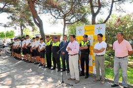 Calvià redobla la contratación de policías para reforzar la seguridad durante el verano