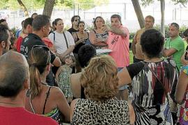 Precintan una escuela de verano sin licencia en el Polígon de Llevant