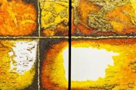 'Evolució', de Evelí Adam en la Fundación Coll Bardolet