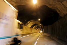 Las obras en el túnel Sóller concluirán esta noche