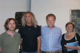 Exposición de Julio Balaguer en Sa Màniga a beneficio de la Asociación Estel de Llevant