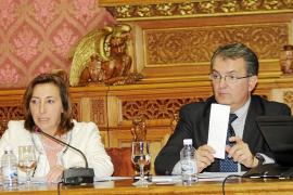 El Consell cierra 2012 con 36,7 millones de superávit que se irán íntegros a los bancos