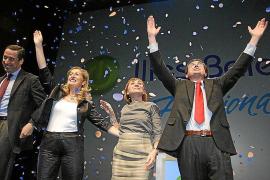 El PP balear reconoce 95.810 euros en donativos en el año electoral de 2007