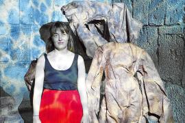 Lucía Vallejo explora «el vacío» de sus 'Ensoñaciones' en el Casal Solleric