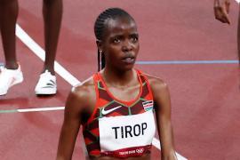 El marido de la atleta Tirop confesó haberla asesinado en una nota