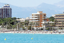 Hoteleros de Mallorca hacen ofertas en julio a pesar del récord de pasajeros
