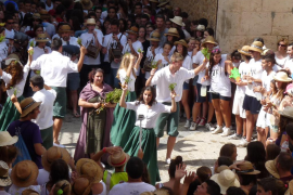 Fiestas de Santa Praxedis en Petra