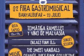 Eres Negre: 2ª fira gastromusical en Banyalbufar