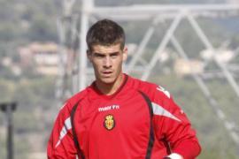 El Mallorca cede al portero Yeray Gómez al Valencia