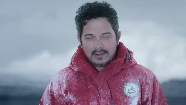 Alejandro Sanz se une a Greenpeace en la protección del Ártico