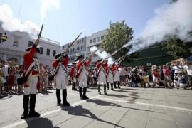 Gibraltar cumple 300 años como la última colonia existente en Europa