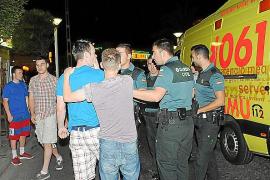 Una turista es violada en una fiesta de la espuma en Magaluf