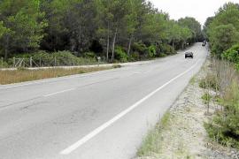 El Consell de Mallorca asfaltará la carretera Pollença-sa Pobla en el último trimestre de 2013