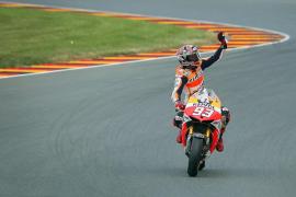 Doble impacto de Marc Márquez, segunda victoria del año y líder del mundial