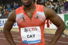 Tyson Gay reconoce haber dado  positivo en un control 'anti-doping'