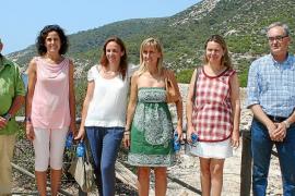 El Consell de Mallorca conmemora el 25 aniversario de la compra de sa Dragonera