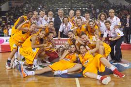 España, con la mallorquina Inma Zanoguera, gana el Europeo Sub-20