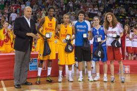Zanoguera y Ndour, en el quinteto ideal del Europeo sub'20