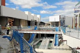 Las obras del centro comercial S´Estada empezarán en breve