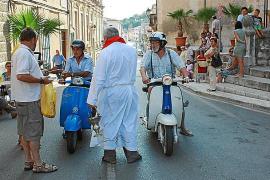 Sant Joan y Felanitx bendicen a los conductores por Sant Cristòfol