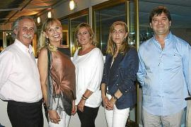 Cena de verano del Club Epicure en Béns d'Avall